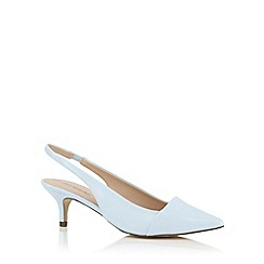 Call It Spring - Light blue 'Beverone' court shoes