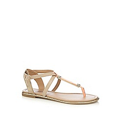 Call It Spring - Coral 'Mirenalla' sandals