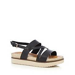 Call It Spring - Black 'Nydudda' sandals