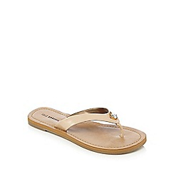 Call It Spring - Pale pink patent 'Sollima' sandals