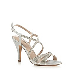 Call It Spring - Silver 'Bryma' high sandals