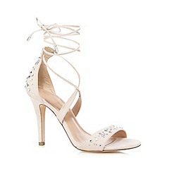 Call It Spring - Light pink 'Eddusa' high sandals