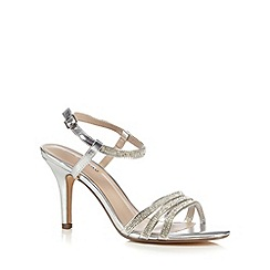 Call It Spring - Silver 'Kayana' sandals