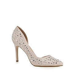 Call It Spring - Light pink 'Kedien' court shoes