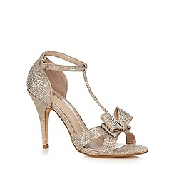 Call It Spring - Gold 'Lapham' sandals
