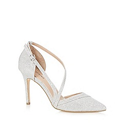 Call It Spring - Silver 'Zanolla' high court shoes