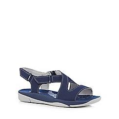 Clarks - Coral 'Tresca Curve' casual sandals