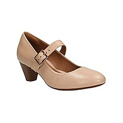 Clarks - Blush Denny Date mary jane shoe