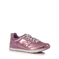 Skechers - Pink 'Retrospect' trainers