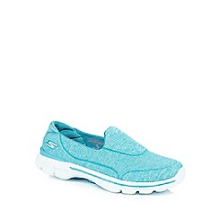 Skechers - Aqua 'Go Walk 3 - Niche' slip on shoes