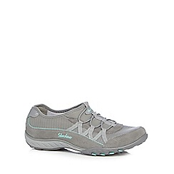 Skechers - Grey 'Breathe EZ Big Break' trainers