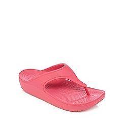 Crocs - Pink 'Sloane' sandals
