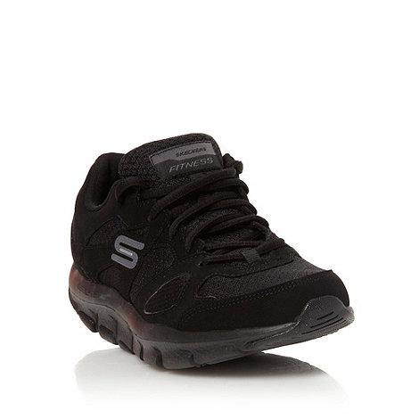 Skechers - Black +liv achieve+ trainers