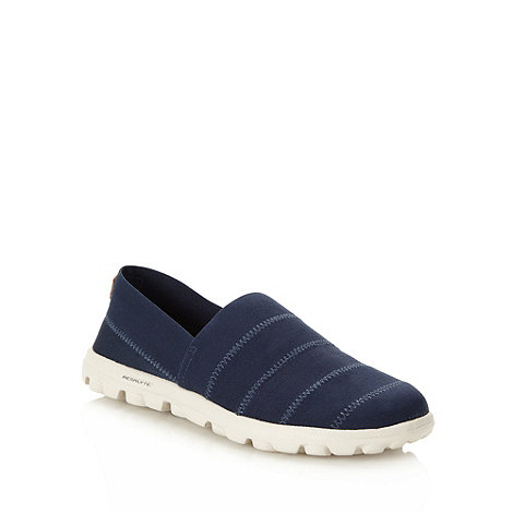 Skechers - Navy +go walk oasis+ pumps