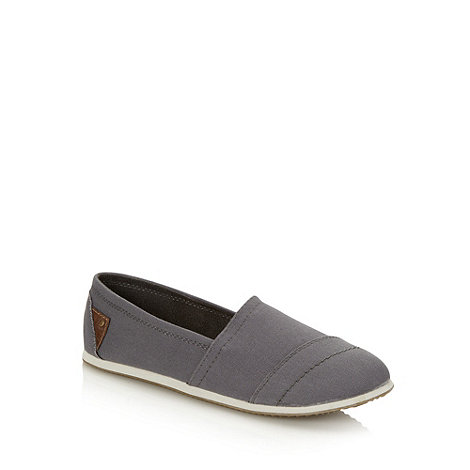 Call It Spring - Grey +lumina+ slip on shoes