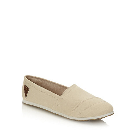 Call It Spring - Natural +lumina+ slip on shoes