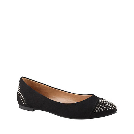 Call It Spring - Black 'maiava' studded pumps