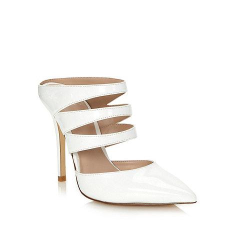 Truth or Dare - White +areizaga+ shoes