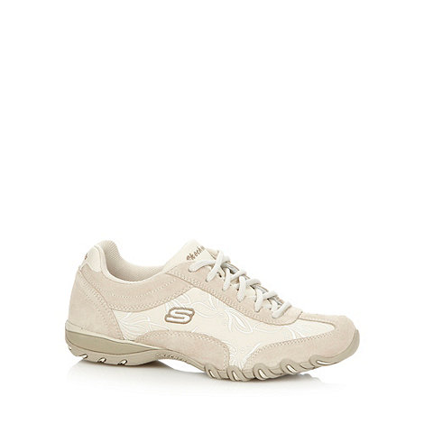 Skechers - Natural +Speedsters+ trainers