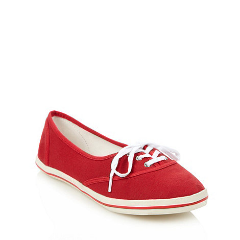 Call It Spring - Red +almadine+ pumps