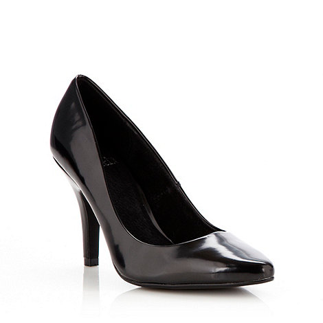 Faith - Black high court shoes