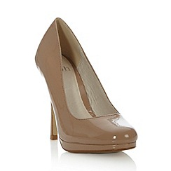 Faith - Natural patent high court shoes