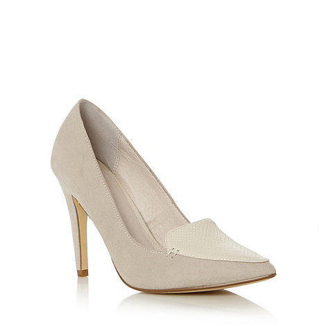 Faith - Stone point toe court shoes