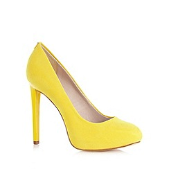 Faith - Yellow high court shoes