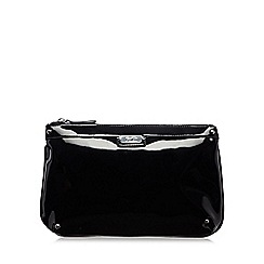 Faith - Black liberty clutch bag