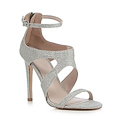Faith - Metallic 'Lambo' high sandals