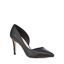 Faith - Black pointed heels
