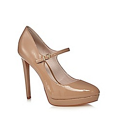 Faith - Camel 'Chrissie' high court shoes