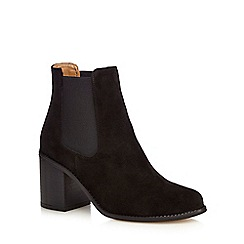 Faith - Black 'Sadie' ankle boots