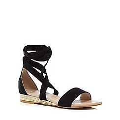 Faith - Black 'Juelz' sandals
