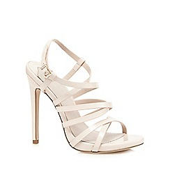 Faith - Pale pink 'Leo' high sandals