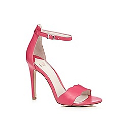 Faith - Pink 'Leah' high sandals