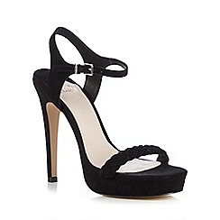 Faith - Black 'Lala' high sandals