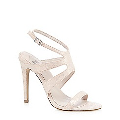 Faith - Light pink 'Lucy' high heeled sandals