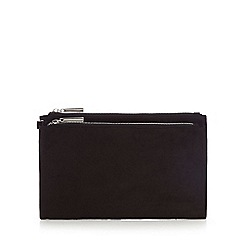 Faith - Black 'P-Cadles' clutch bag