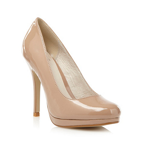 Faith - Natural patent court shoes