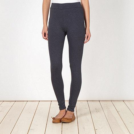 Mantaray - Grey marled leggings