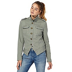 Mantaray - Taupe military jacket