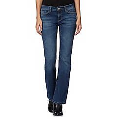Mantaray - Light blue bootcut jeans