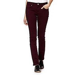 Mantaray - Plum skinny jeans