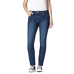 Mantaray - Light blue denim skinny jeans