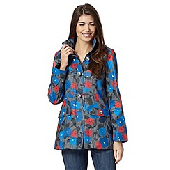 Ladies Floral Waterproof - Debenhams