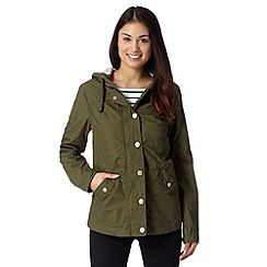Mantaray - Khaki mac jacket