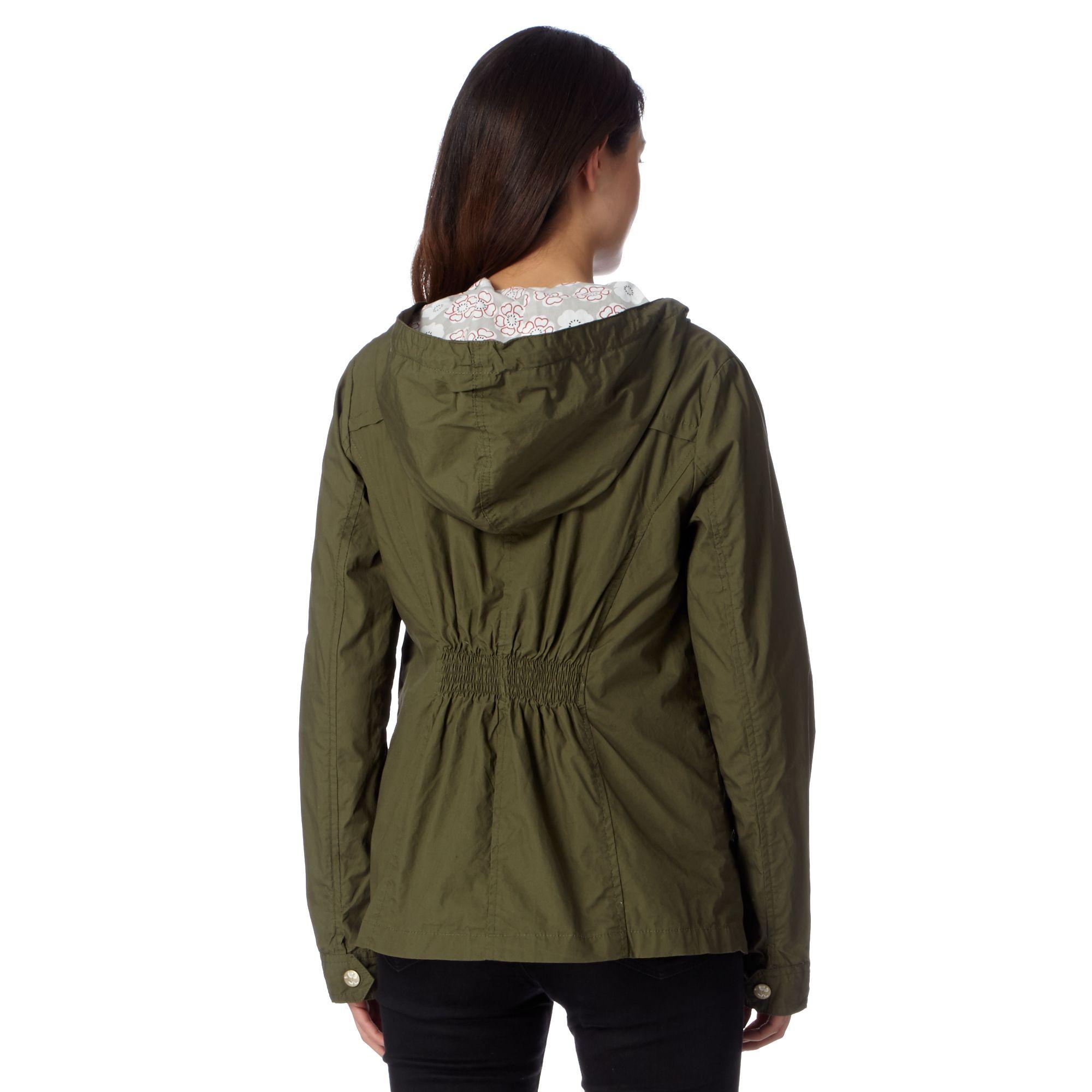 Mantaray Womens Khaki Mac Jacket From Debenhams | EBay