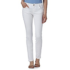 Mantaray - White skinny jeans