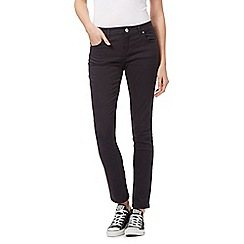 Mantaray - Dark grey skinny jeans